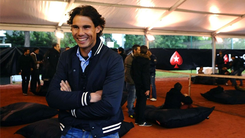 Rafael Nadal and PokerStars Part Ways