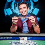 Richard Gryko Wins 8-Handed PLO WSOPE Bracelet