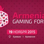 The first Armenian Gaming Forum will take off on November 19