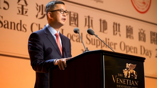 Toh Hup Hock resigns from Sands China CFO post
