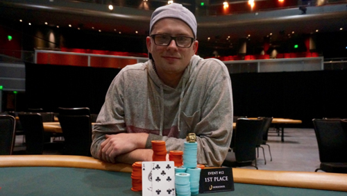 World Series of Poker Circuit: Zachery Schneider Wins Hammond High Roller