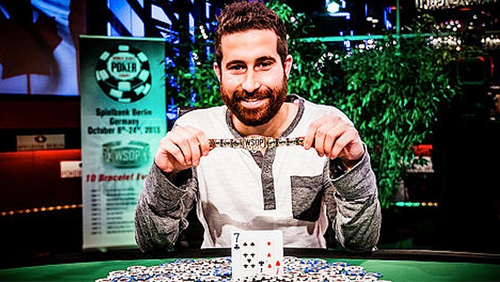 World Series of Poker Europe: Jonathan Duhamel Wins the High Roller
