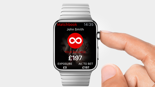 World's First Personalised Sports Betting Apple Watch App Is Released