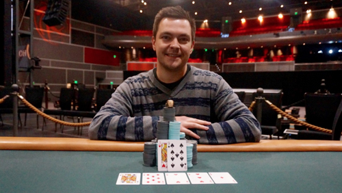 World Series of Poker Circuit: Krzysztof Stybaniewicz Wins Horseshoe Hammond Main Event