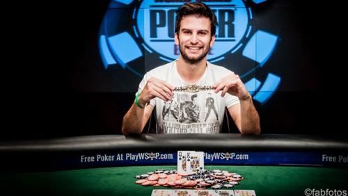 WSOPE Berlin News: Georgios Sotiropoulos Wins 3rd Greek Bracelet