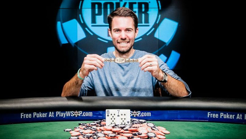 Ryan Hefter Wins WSOPE Event #4 for €176,205