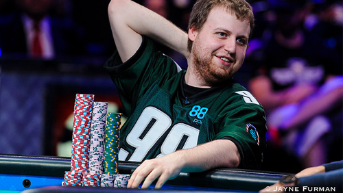 2015 WSOP Main Event: McKeehen Takes Huge Lead Into Day 2; Chan, Butteroni and Neuville Bust