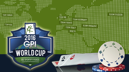 2016 Global Poker Index World Cup: 12 Nations to Compete