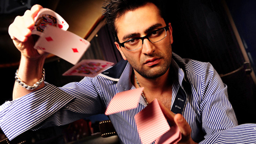 Antonio Esfandiari Reddit AMA - Doesn't Answer Anything