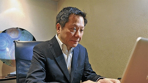 Businessman bets bets big on PHL casino industry, unveils P65B leisure township plan at Entertainment City