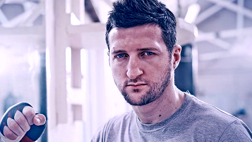 Carl Froch Joins PartyPoker as New Ambassador to Spearhead New Power Series