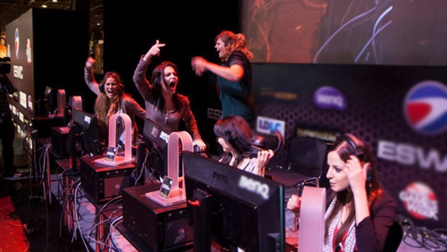 Gambling startup Unikrn bets on elite, all-female eSports team