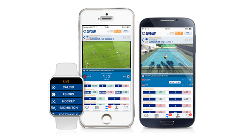 Game360 launches wearable live streaming betting app in Italy
