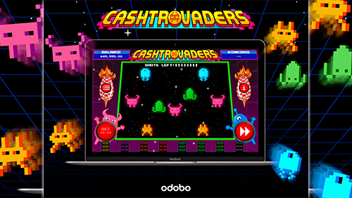 Inchinn Releases Cashtrovaders via Odobo - An Intergalactic Instant Win Title
