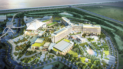 KCC, Mohegan Sun to build $5B casino in Yeongjong