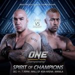 Lee Siblings Cap Off Exciting One: Spirit Of Champions Fight Card