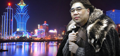 Vickers report says Macau's casino industry is an attractive target for terrorists