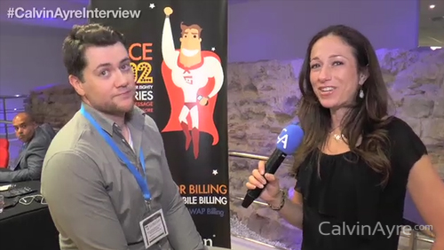 Michael Whelan talks mobile billing service offerings in the European market