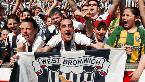 NetBet Attempt to Help West Brom Shatter Premier League Noise Level Record; Website Undergoes Makeover Courtesy of SBTech