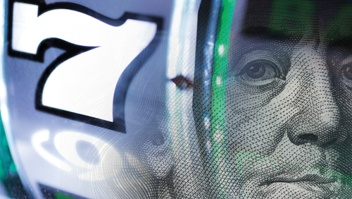 Plainridge casino revenue slightly up; Connecticut slots down
