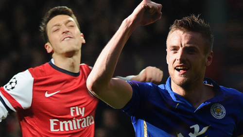 Premier League Week 12 Review: Vardy and Ozil Record Breaking