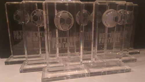 SBC's Betting on Football Awards kick off the iGaming Industry Festive Season on Dec 2