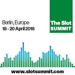 The Slot Summit 2016