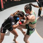 Twisted fighter Natalie Gonzales Hills Talks About Great Experience with ONE