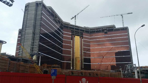 Wynn Resorts delays Cotai Palace opening to June 2016