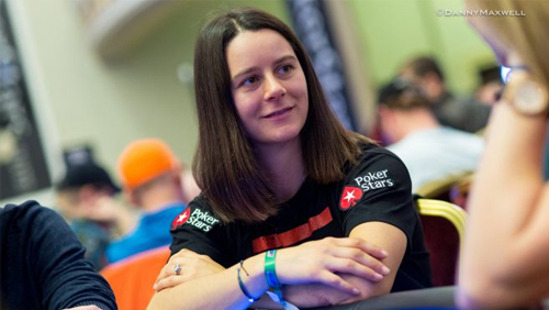 Zoe Gillings-Brier: PokerStars Snowboarding Star