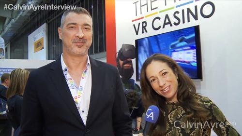 Alexandre Tomic: Virtual reality 'missing link' between social, real-money gaming