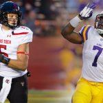 Advocare V100 Texas Bowl Preview – TEXAS TECH RED RAIDERS vs LSU TIGERS