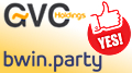 GVC, Bwin.party shareholders approve takeover, deal to be done by February