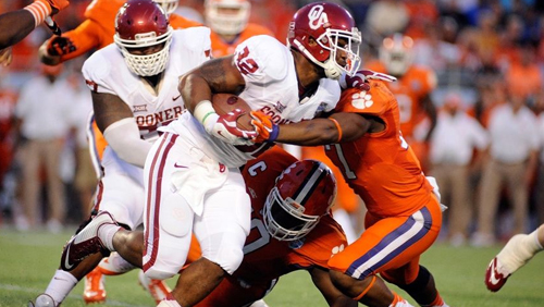 CAPITAL ONE ORANGE BOWL – Clemson Tigers vs. Oklahoma Sooners