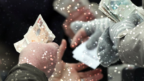 Christmas novelty bets: Will it snow on Christmas Day this year?