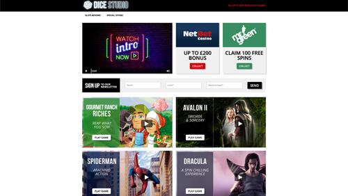 Dice London Launch Casino Game Review Site Dice Studio