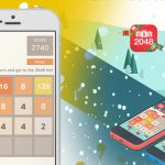GamyTech Released 2048 For Money Christmas Edition