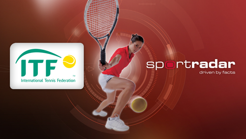 ITF extends agreement with Sportradar through 2021 for the exclusive worldwide distribution rights of ITF Official Data