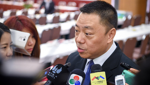 Macau authorities vow to monitor Alipay