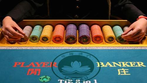 Macau GGR falls for 18th straight month