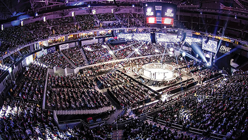NagaWorld at the Forefront of Growth of MMA in Asia