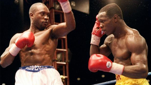 Nigel Benn v Chris Eubank 3: Let's Hope They Don't Get it on