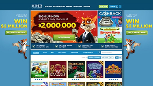 Resorts Digital Gaming Partners with Cataboom to Engage Players and Deliver the Largest Jackpot in New Jersey