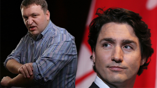 Tony G challenges Canadian PM Justin Trudeau to poker over Baltics gaffe