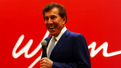 Wynn Resorts shares rally after Steve Wynn's 1M share buy
