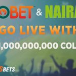 1960Bet and NairaBET become the first African operators  live with the ₦1,000,000,000 Colossus