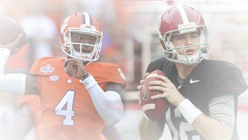 Alabama vs. Clemson: Point Spread & Over-Under