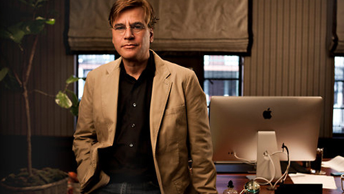 Aaron Sorkin Set to Break Directorial Duck With Molly's Game