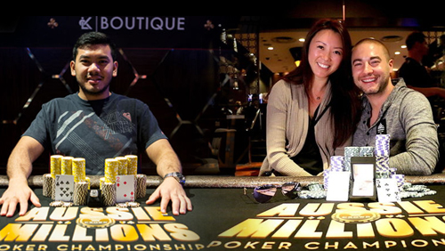 Aussie Millions Update: Chance Kornuth Wins $25k Challenge; Soyza Defends Accumulator Title
