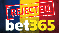 Bet365 loses legal bid to lift Romania's revocation of online gambling license